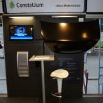RSAL 07.2014 - AUDI Ingolstadt - TE - AluMag Roadshow 2014 - Constellium Booth - Pic2