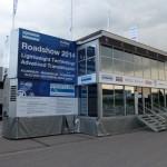 RSAL 07.2014 - AUDI Ingolstadt - TE - AluMag Roadshow 2014 - Truck Front Side - Pic15