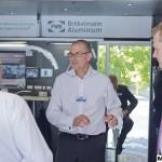 RSAL 07.2014 - OPEL Ruesselsheim - AluMag Roadshow 2014 - Mr. Jost Gaertner -Mr. Martin Launhard - Dr. Bernd Hachmann
