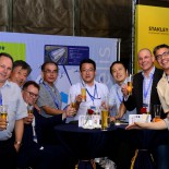 Shanghai Symposium 2016 - 11th Interchanging At Reception Party On The 11th III