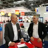 Aluminium Exhibition Duesseldorf 2016 SHW Dieter JURCZIK & AluMag Jost GAERTNER II
