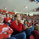 SAE2017 Red Wings Game with pro-beam Kipp and Kienle-Spiess Team