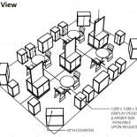 AluMag Pavilion 3D View
