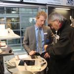 AluMag Roadshow 10.2013 - DAIMLER Sindelfingen - MB Technology Center - Mr. Clausen Fraunhofer IFAM_1