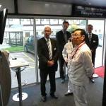 Honda VIP Tour - Mr. Takahiro Hachigo, President of Honda Uk - AluMag Roadshow