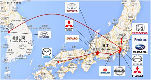 Japanese OEM Trip