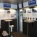 RSAL 07.2014 - AUDI Ingolstadt - TE - AluMag Roadshow 2014 - AluMag Booth- Pic1