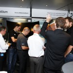 RSAL 07.2014 - DAIMLER Sindelfingen - Mercedes Benz Technology Center - AluMag Roadshow 2014 - Constellium - Mr. Olivier Rebuffet - Visitors_Pic1