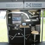 RSAL 07.2014 - DAIMLER Ulm - Mercedes Benz Research and Development Technology Center - AluMag Roadshow Truck 2014 - F. W. Brökelmann Pic84