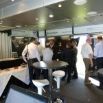 RSAL 07.2014 - DAIMLER Ulm - Mercedes Benz Research and Development Technology Center - AluMag Roadshow Truck 2014 - Visitors Ground Floor Pic26