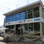 RSAL 07.2014 - FORD Cologne - John-Andrews Development Center - AluMag Roadshow 2014 - Truck - Pic2