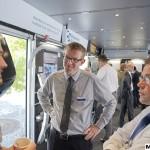 RSAL 07.2014 - OPEL Ruesselsheim - AluMag Roadshow 2014 - Constellium - Mr. Rebuffet - Mr. Schwarze - Visitors