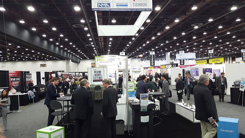 Sae World Congress >> Sae World Congress Detroit Usa April 2016 Alumag Gmbh