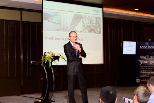 Shanghai Symposium 2016 - 12th Speech 2 - Mr Gunther HEIM – Deputy Vice President R&D – Webasto Shanghai III