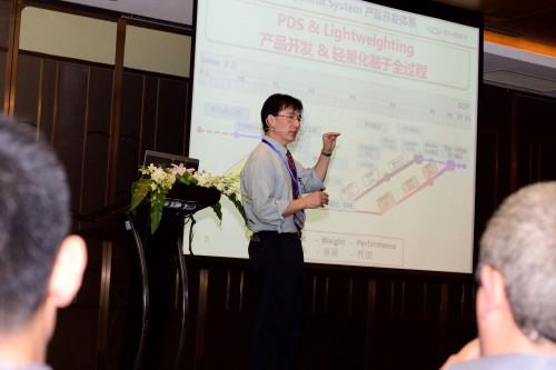 Shanghai Symposium 2016 - 12th Speech 7 - Dr. Naiyi LI – Lightweighting Chief Engineer – Chery Automobile