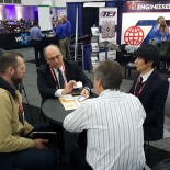 SAE2017 Rheinflede - Nikkei discussions with customer